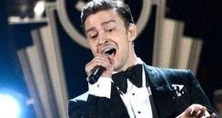 Justin Timberlake performs at the Grammy Awards 20