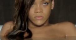 Screenshot of Rihanna's Stay music video