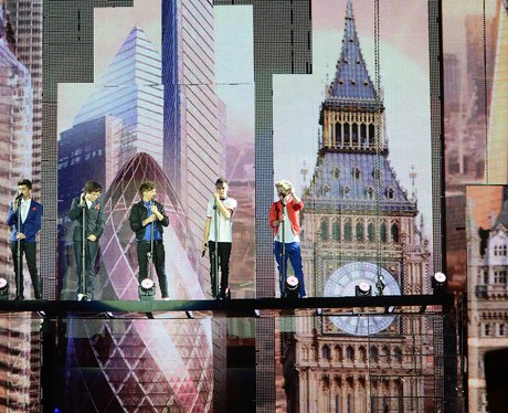 One Direction kick off their 'Take Me Home' tour