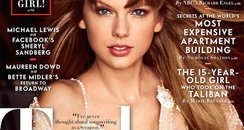 Taylor Swift Vanity Fair Magazine 2013