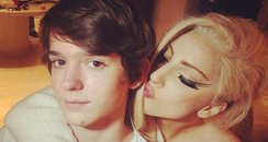 Lady Gaga in the studio with Madeon