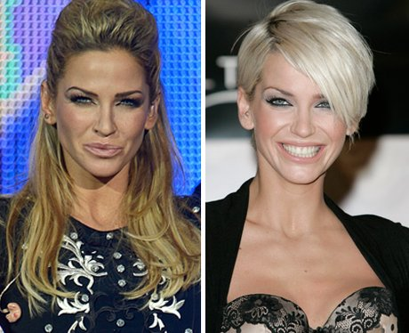 Girls Aloud S Sara Harding Has Gone From Super Long To A Short Pixie Cut Chop Capital