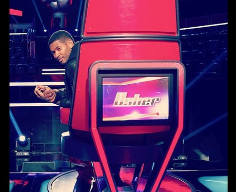 Usher on The Voice 2013