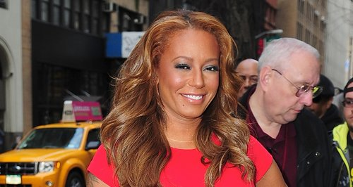 Mel B in New York