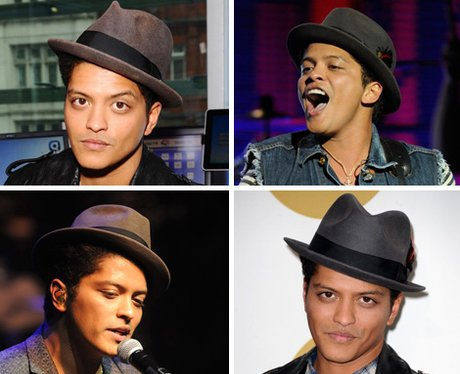 Bruno Mars - The Fedora