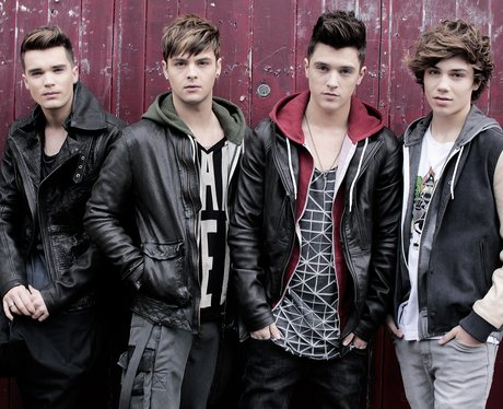 Union J video shoot