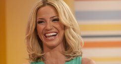 Sarah Harding On Daybreak