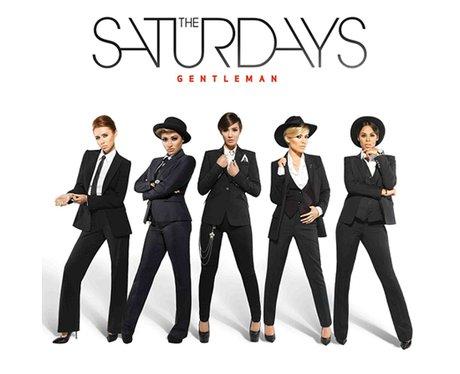 The Saturdays 'Gentleman'