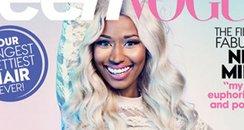 Nicki Minaj Teen Vogue May 2013