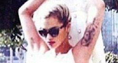 Rita Ora Vogue from Instagram