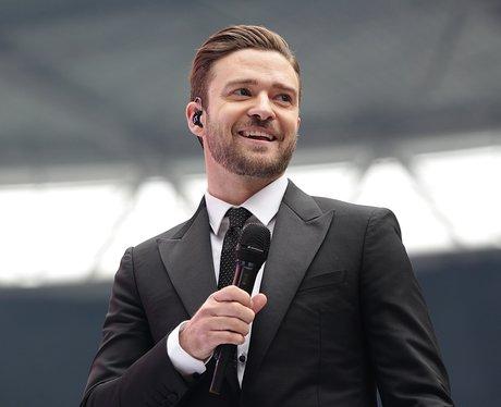 Monday Justin Timberlake Justin Timberlake Smiling