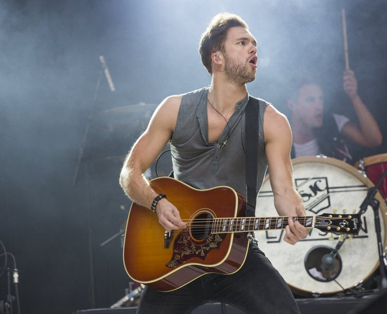 Lawson at the Summertime Ball 2013