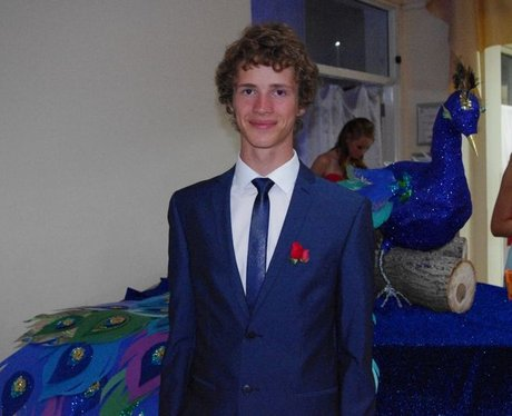 King's School Prom - Best Dressed Boys