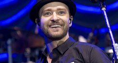 Justin Timberlake live in London