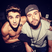 Image 9: Justin Bieber with Scooter Braun