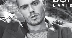 Max George promoting buffalo jeans