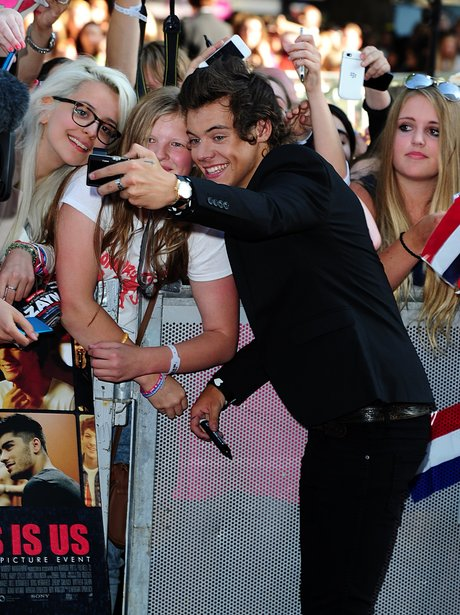 One Direction This Is Us Premiere