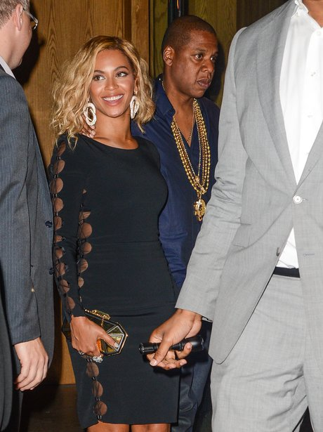 Beyonce and Jay Z attend the  VMA's After Party
