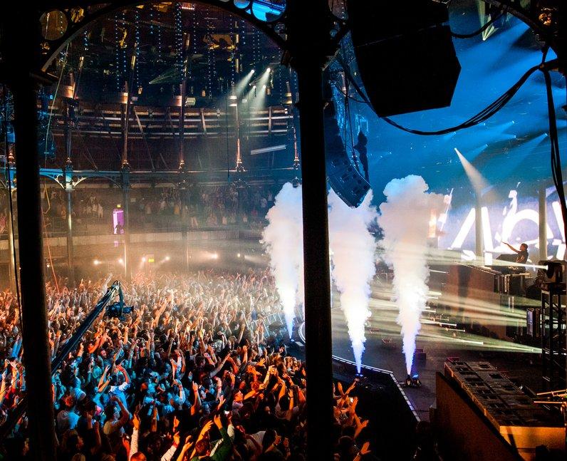 Avicii iTunes Festival 2013