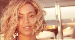 Beyonce Make-Up Free Instagram