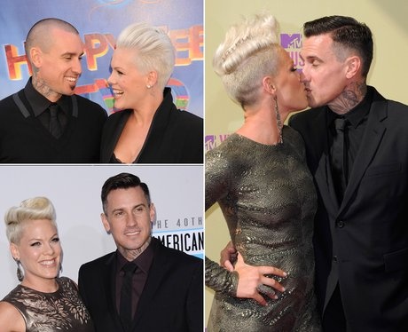 Pop Power Couples: Pink and Carey Hart