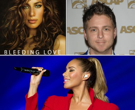 Leona Lewis and Ryan Tenner