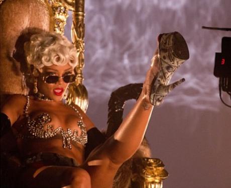 Rihanna 'Pour It Up' Music Video