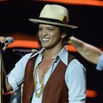 Bruno Mars on his tour