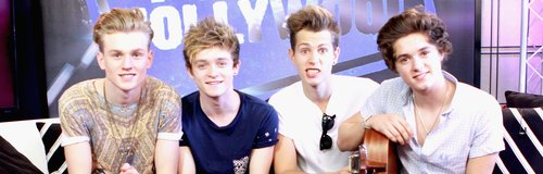 The Vamps 2013
