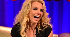 Britney Spears Chatty Man 2013