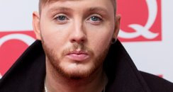 James Arthur Q Awards 2013