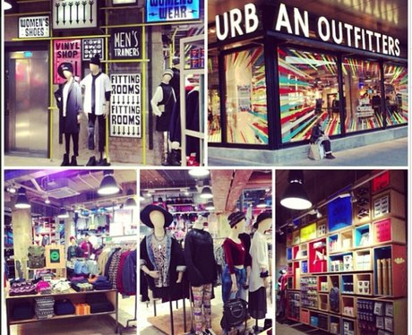 Urban Outfitters Nottingham Launch Party