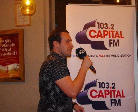 Capital Presenters take over Nando's