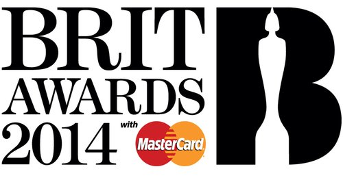 BRIT Award 2014 Logo