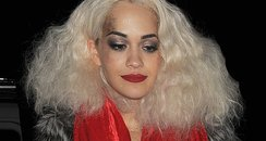 Rita Ora celebrates her 23rd birthday