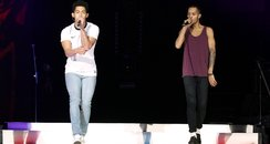 Rizzle Kicks Jingle Bell Ball 2013 Live