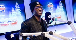 Tinie Tempah  Jingle Bell Ball 2013: On Air