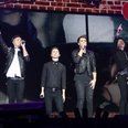 Union J at the Jingle Ball Ball 2013: Live