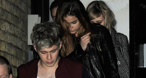 barbara palvin and niall horan not dating