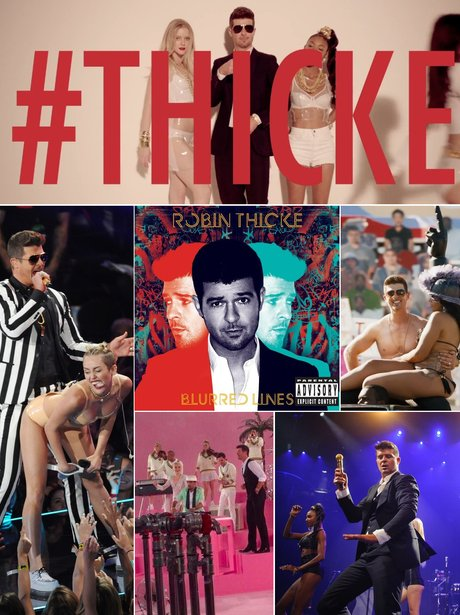robin thicke 2013 review