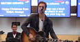 Lawson Treat Fans To A Surprise Gig At Gatwick Air