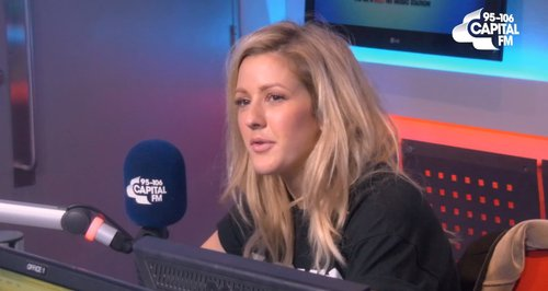 Ellie Goulding on Capital FM