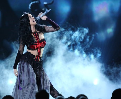 Katy Perry live at the Grammy Awards