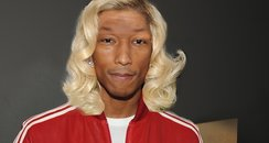 Pharrell Different Hair Styles