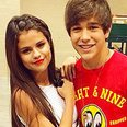 Selena Gomez and Austin Mahone