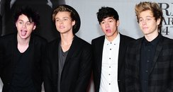 5 Seconds Of Summer BRIT Awards 2014 Red Carpet