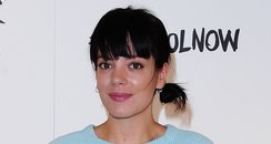 "Lily Allen attending the Pepsi Max ""The Art of Foo"