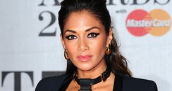 Nicole Scherzinger at the Brit Awards 2014