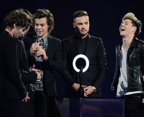 One Direction BRIT Awards 2014 Winners