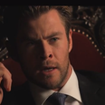 Chris Hemsworth on Jimmy Kimmel